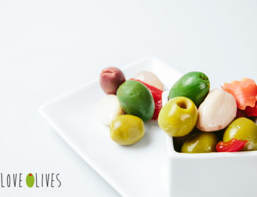 OLIVES FOR A GOOD DIGESTION